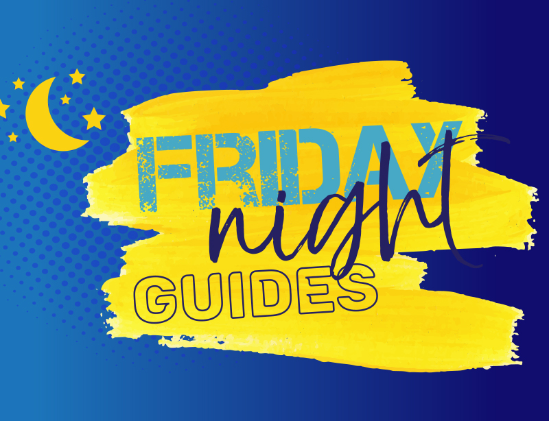 Friday Night Guides: Games Night